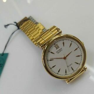 シチズン(CITIZEN)のレトロ シンプルなCITIZEN腕時計リビエール(腕時計(アナログ))