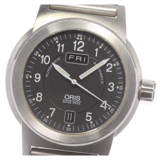 オリス(ORIS)の☆良品 オリス ビッグクラウン デイデイト BC3  7500 メンズ 【中古】(腕時計(アナログ))