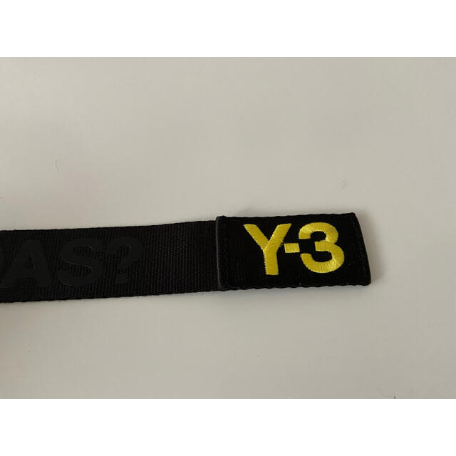 Y-3(ワイスリー)のY-3 ワイスリー ベルト メンズのファッション小物(ベルト)の商品写真
