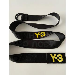 Y-3 - Y-3 ワイスリー ベルト
