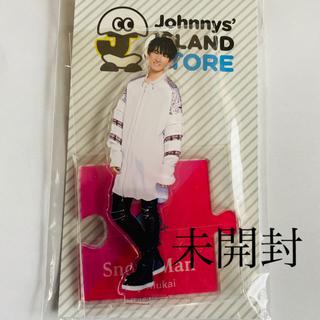 Johnny's - snow man 向井康二アクリルスタンド 第1弾 アクスタ【未開封】