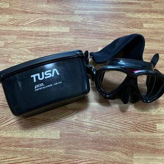 ツサ(TUSA)のTUSA ダイビング用 ゴーグル(マリン/スイミング)