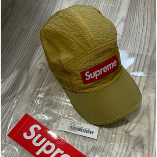Supreme - Supreme Mesh Seersucker Camp Cap