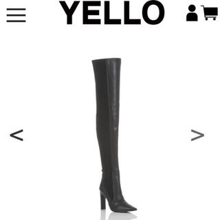 Yellow boots - yellow ブーツ