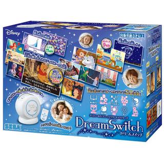 セガ(SEGA)のディズニー ピクサーキャラクターズ Dream Switch(ドリーム スイッチ(知育玩具)