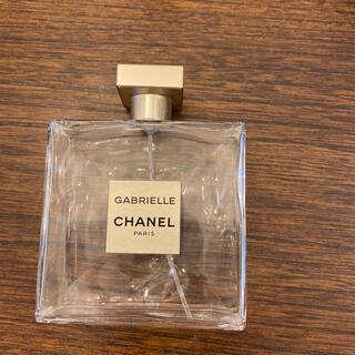 シャネル(CHANEL)のCHANEL GABRIELLE 空瓶(容器)