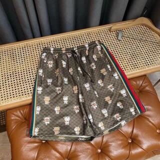 Gucci - 【GUCCI】DORAEMON x GUCCI GG ショートパンツ