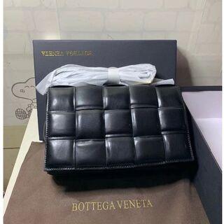 Bottega Veneta - BOTTEGA VENETA   チェーン ポーチ ショルダーバッグ ブラック