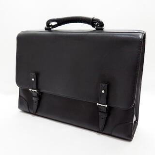 ダンヒル(Dunhill)のアルフレッド ダンヒル レザー ブリーフケース ビジネス バッグ(ビジネスバッグ)