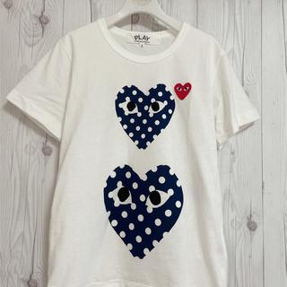 コムデギャルソン(COMME des GARCONS)の今季新作*COMME des GARCONS Tシャツ(Tシャツ(半袖/袖なし))