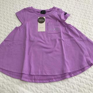 petit main - プティマイン  Tシャツ 90