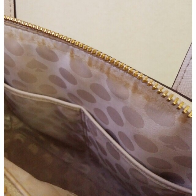 kate spade new york(ケイトスペードニューヨーク)のkate spade/ケイトスペード 2WAYハンドバッグ クリスプリネン レディースのバッグ(ショルダーバッグ)の商品写真