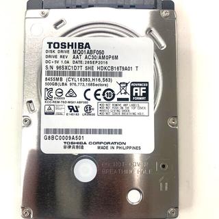 トウシバ(東芝)の東芝 2.5インチ HDD(PCパーツ)