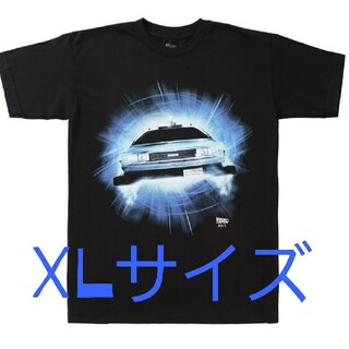 BAIT BACK TO THE FUTURE DELOREAN TEEXL(Tシャツ/カットソー(半袖/袖なし))