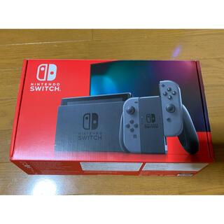 Nintendo Switch - Nintendo switch グレー