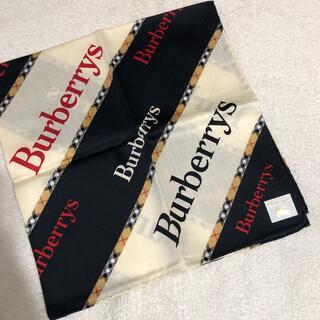 BURBERRY - バーバリー ハンカチ レア柄