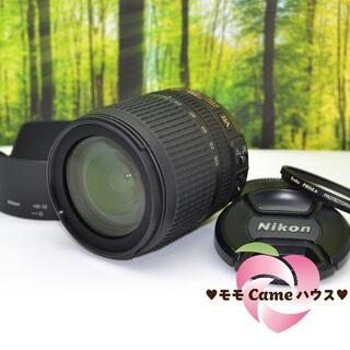 Nikon - ニコン AF-S DX 18-105mm☆手振れ補正つき☆1542-1
