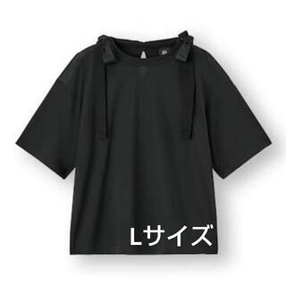 アンダーカバー(UNDERCOVER)の\GU×UNDERCOVER リボンデザインT/(Tシャツ(半袖/袖なし))
