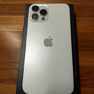 Apple - 専用解除iPhone 12 Pro max 256 ゴールド