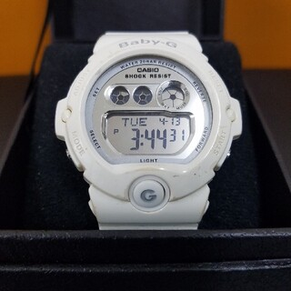 ベビージー(Baby-G)のBaby-g 新品電池交換済み(腕時計(デジタル))