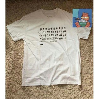 Maison Martin Margiela - Maison Margiela メゾン マルジェラ ナンバー Tシャツ