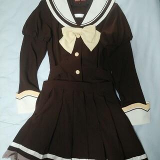 ボディライン(BODYLINE)のバーベナ学園 冬制服 Mサイズ オマケ付(衣装)