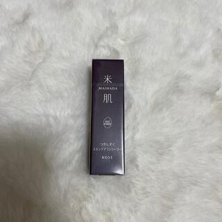 コーセー(KOSE)の新品未開封!米肌 つやしずくスキンケアコンシーラー02(コンシーラー)