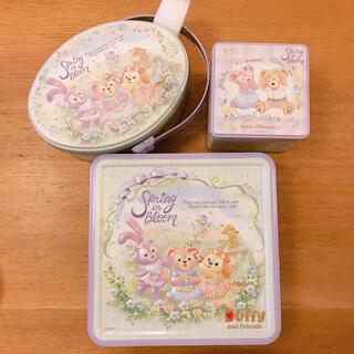 Disney - スプリングインブルーム*菓子缶*アソーテッドスイーツチョコレート*パスタスナック