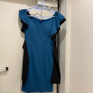 RyuRyu - ミニ丈ドレス