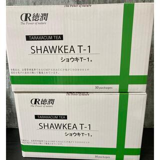 新品未使用  たんぽぽ茶 ショウキT-1エキス 100ml×30包 2箱