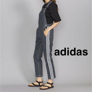 adidas - adidas サロペット つなぎ
