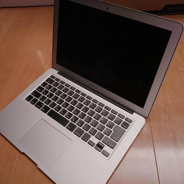 Mac (Apple)(マック)のMacBookAir 2013 13inch スマホ/家電/カメラのPC/タブレット(ノートPC)の商品写真