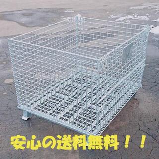 中古品 業務用メッシュパレット(その他)