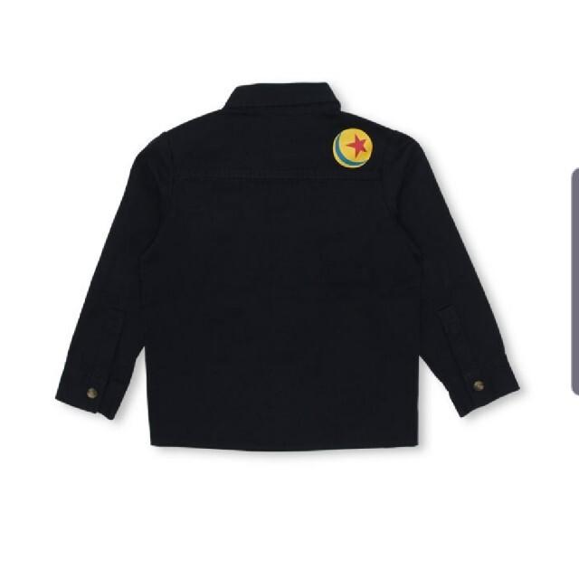 Disney(ディズニー)の新品未使用 タグ付き BABYDOLL ワッペンシャツ トイストーリー キッズ/ベビー/マタニティのキッズ服男の子用(90cm~)(Tシャツ/カットソー)の商品写真