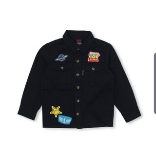 Disney - 新品未使用 タグ付き BABYDOLL ワッペンシャツ トイストーリー