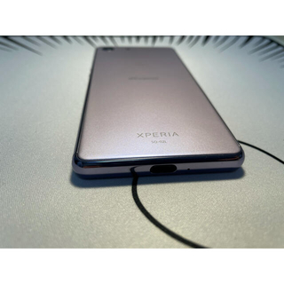 SONY - Xperia Ace Purple 64GB SIMフリー