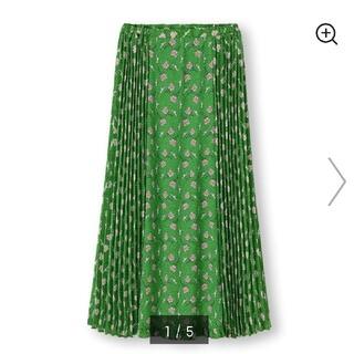 アンダーカバー(UNDERCOVER)のUNDERCOVER GU スカート完売品 XL(ロングスカート)