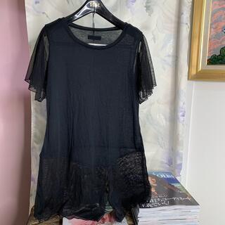 CHACOTT - チャコット スカート付き Tシャツ