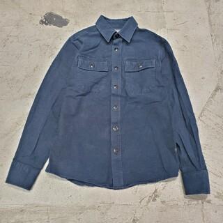エルエルビーン(L.L.Bean)のLLBEAN エルエルビーン 起毛 ワークシャツ フランネル シャツ(シャツ)