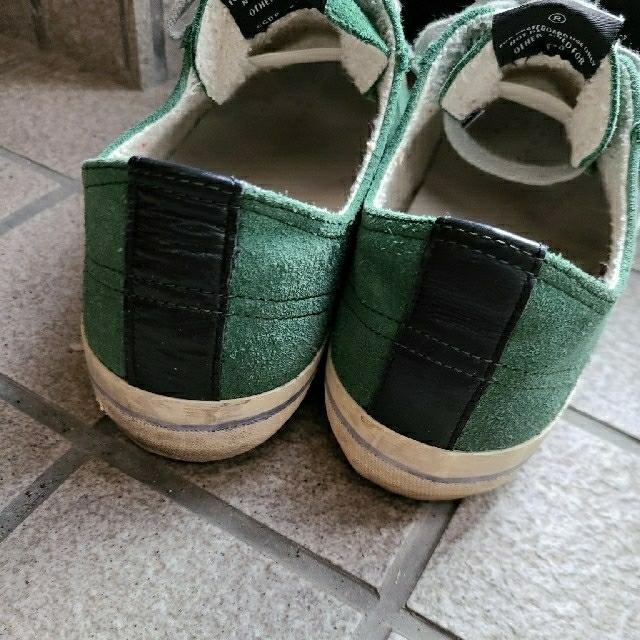 DEUXIEME CLASSE(ドゥーズィエムクラス)のGGDB レディースの靴/シューズ(スニーカー)の商品写真