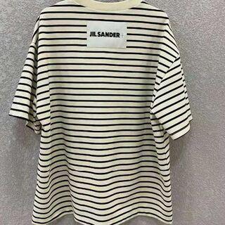 Jil Sander - Jil Sander  21ss チェック  Tシャツ  M