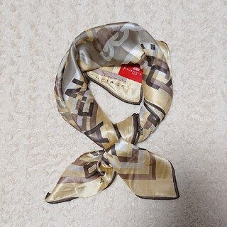 Balenciaga - 《未使用》シルク100% BALENCIAGA 85㎝×85㎝ スカーフ