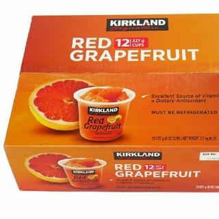 コストコ(コストコ)のクール便着払い レッドグレープフルーツ二箱 (フルーツ)