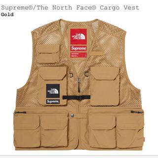 シュプリーム(Supreme)のSupreme The North Face Cargo Vest Gold(ベスト)