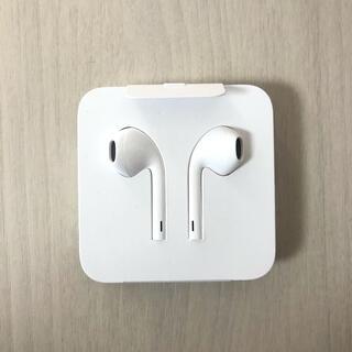 iPhone - 新品未使用 iPhone 純正イヤホン