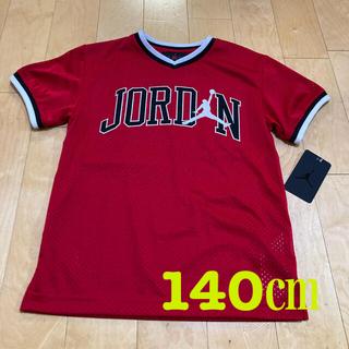 jordan ジョーダン キッズ 半袖 Tシャツ メッシュ(Tシャツ/カットソー)