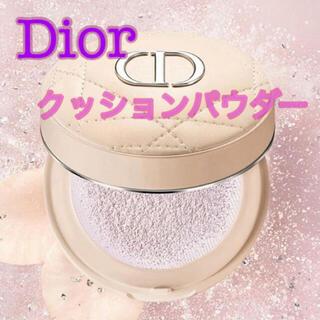 Dior - ディオール✨フォーエバークッションルースパウダー