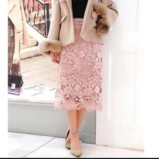 Noela - Noela 2WAYレースタイトスカート