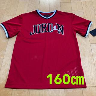 jordan ジョーダン  キッズ 半袖 メッシュ Tシャツ(Tシャツ/カットソー)