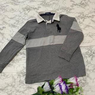Ralph Lauren - ラルフローレン ビッグポニー  サイズ120 長袖 ポロシャツ